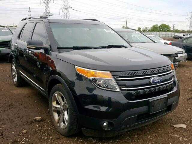 2011 Ford Explorer Limited >> 1fmhk8f82bga10009 2011 Ford Explorer Limited View History