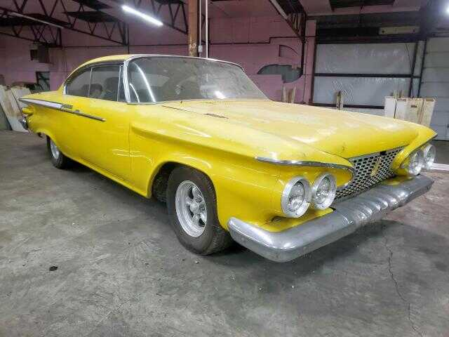 1961 PLYMOUTH ALL OTHER, 3217105178