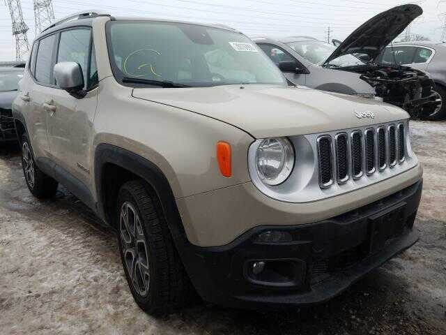 2015 JEEP RENEGADE L LIMITED, ZACCJBDT0FPB76135
