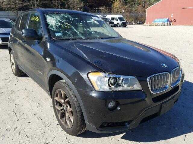 2013 BMW X3 XDRIVE35I, 5UXWX7C54DL978851