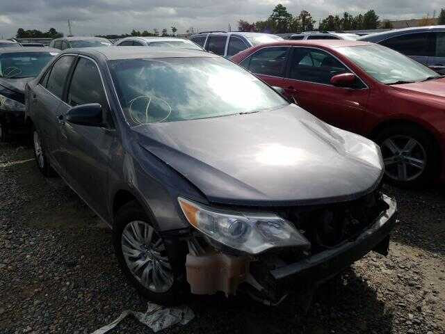 2013 TOYOTA CAMRY L, 4T4BF1FK9DR328846