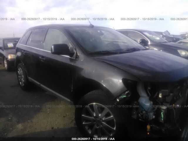 FORD EDGE LIMITED, 2FMDK3KC6BBA84651