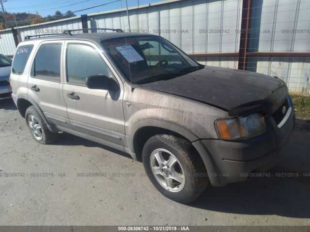 FORD ESCAPE XLT, 1FMYU04151KF08878