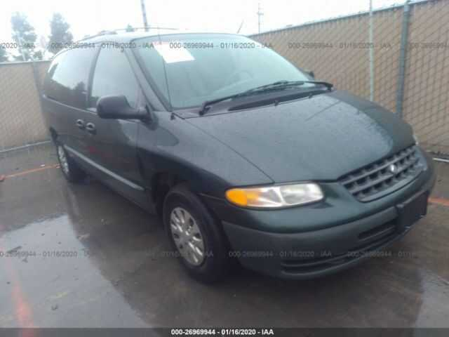 PLYMOUTH GRAND VOYAGER, 2P4GP24R6YR544269