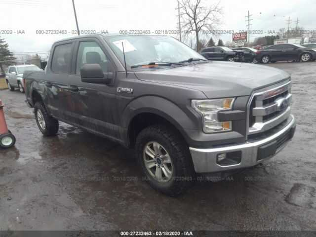 FORD F-150 SUPERCREW, 1FTEW1EF2FFB34621