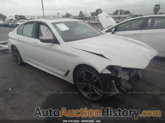 BMW 5 SERIES M550I XDRIVE, WBAJS7C09LCD87976