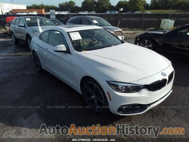 BMW 4 SERIES 430I XDRIVE, WBA4W5C0XLFH33134