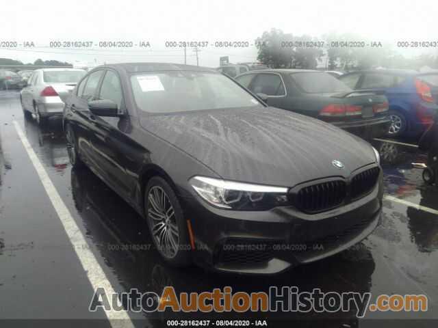 BMW 5 SERIES 540I XDRIVE, WBAJS3C08LCD70255