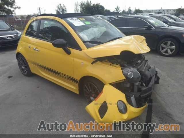 FIAT 500 ABARTH, 3C3CFFJH0HT505980