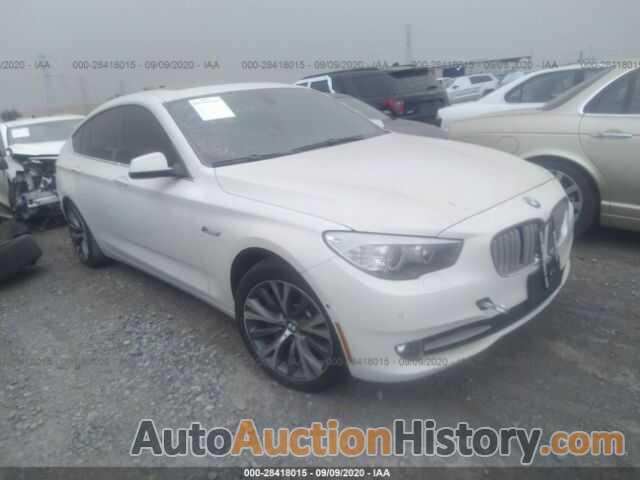 BMW 5 SERIES GRAN TURISMO 550I, WBASN0C59DDW92689