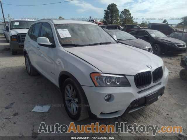 BMW X3 XDRIVE28I, 5UXWX9C50D0A31290