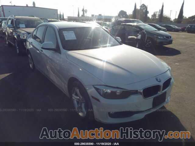 BMW 3 SERIES 328I, WBA3C1C55EK107121