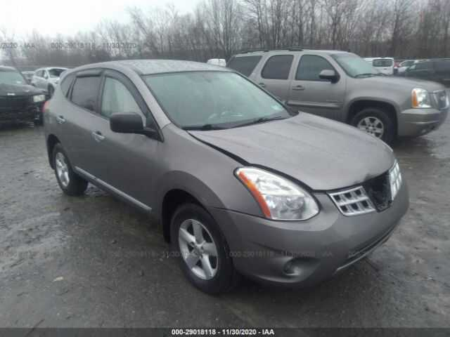NISSAN ROGUE S, JN8AS5MV5CW375910