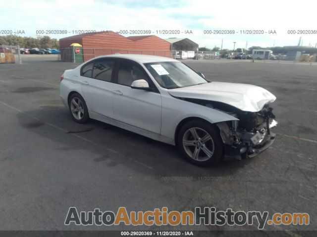 BMW 3 SERIES 320I, WBA3B1C56EK135559