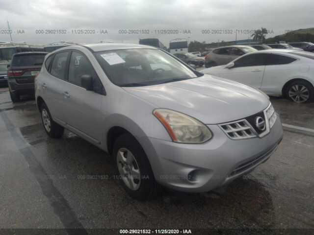 NISSAN ROGUE S, JN8AS5MTXCW610042