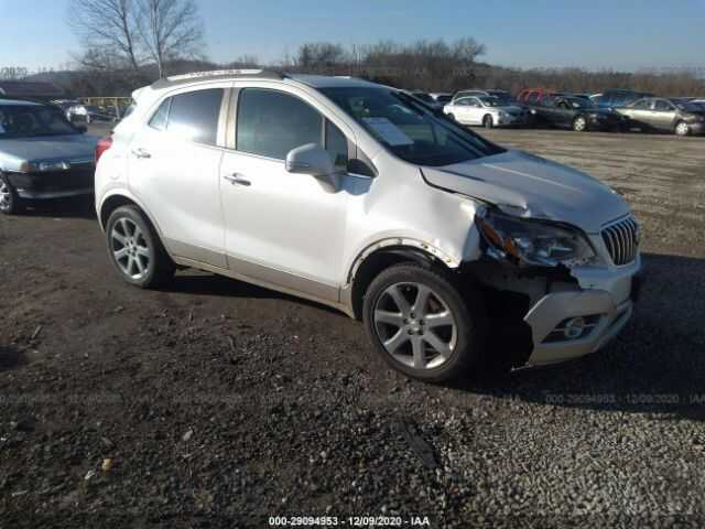 BUICK ENCORE LEATHER, KL4CJGSB7EB622215