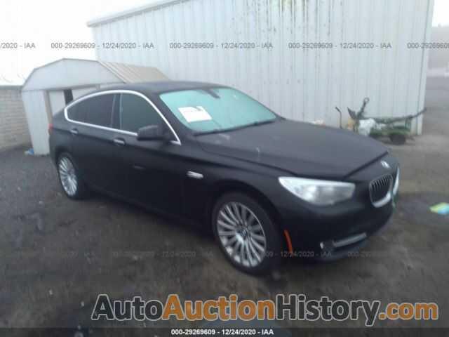 BMW 5 SERIES GRAN TURISMO 535I XDRIVE, WBASP2C53DC339215