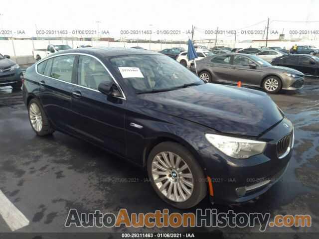 BMW 5 SERIES GRAN TURISMO 535I XDRIVE, WBASP2C57DC339797