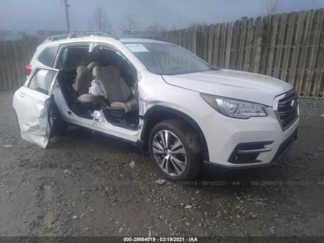 SUBARU ASCENT LIMITED, 4S4WMAPD6L3436251