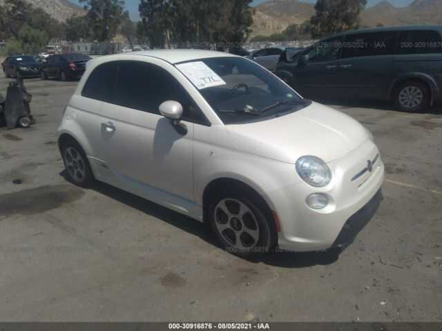 FIAT 500E BATTERY ELECTRIC, 3C3CFFGE1DT753419